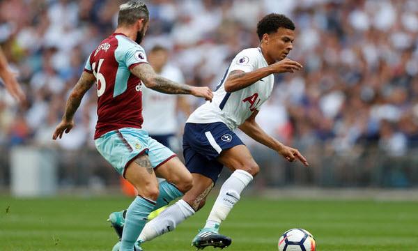 Bóng đá - Burnley vs Tottenham Hotspur 23/02/2019 19h30