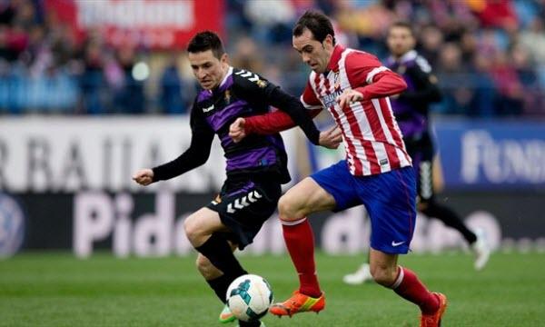Bóng đá - Valladolid vs Atletico Madrid 22h15 ngày 15/12