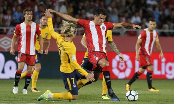 Bóng đá - Atletico Madrid vs Girona 01h30 ngày 17/01