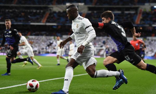Bóng đá - Leganes vs Real Madrid 03h30 ngày 17/01
