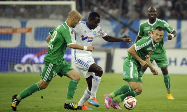 Bóng đá - Saint-Etienne vs Marseille 03h00 ngày 17/01