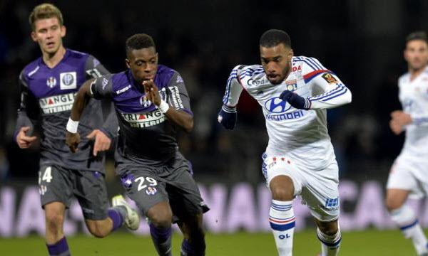 Bóng đá - Toulouse vs Lyon 01h00 ngày 17/01