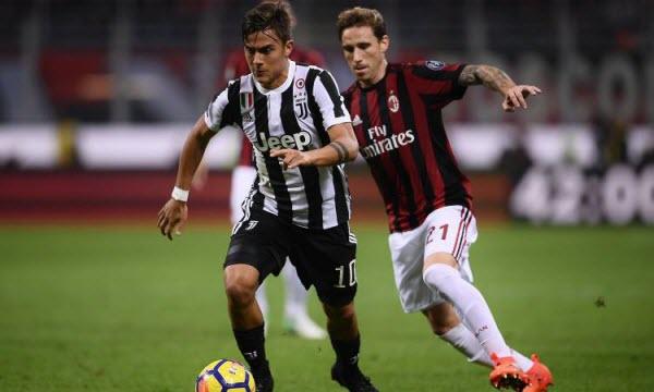Bóng đá - Juventus vs AC Milan 00h30 ngày 17/01