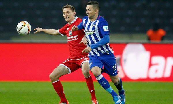 Bóng đá - Hertha Berlin vs Mainz 05 02h30, ngày 17/02