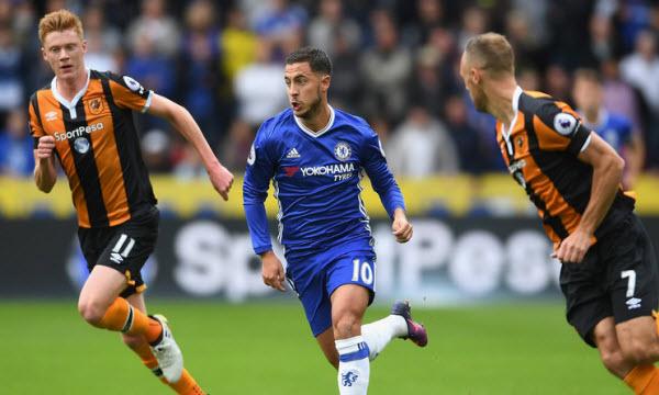 Bóng đá - Chelsea vs Hull City 03h00, ngày 17/02