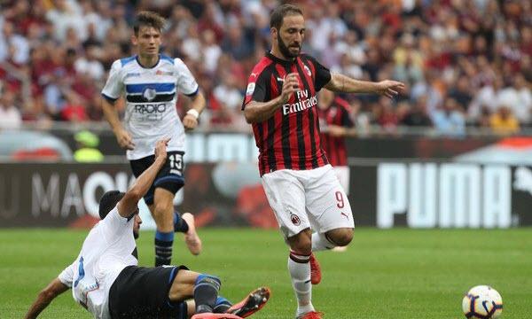 Bóng đá - Atalanta vs AC Milan 02h30 ngày 17/02