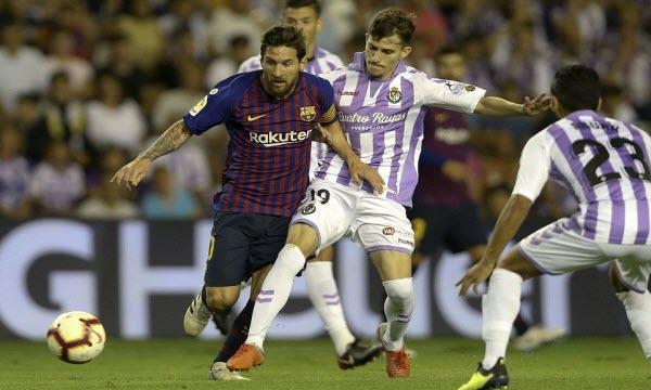 Bóng đá - Barcelona vs Valladolid 02h45 ngày 17/02