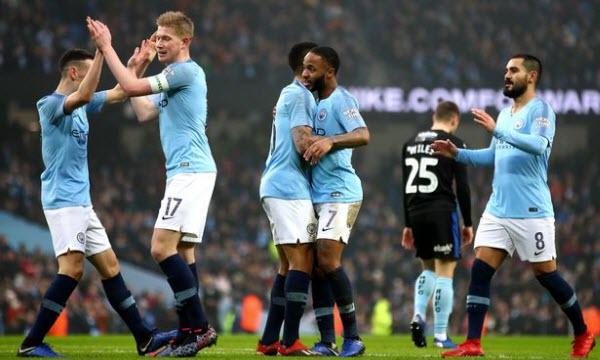 Bóng đá - Newport County vs Manchester City 00h30 ngày 17/02