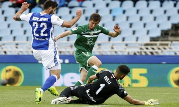 Bóng đá - Real Sociedad vs Leganes 00h30 ngày 17/02