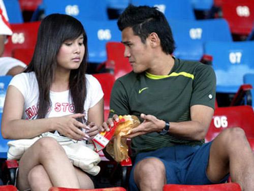 Bóng đá - Thảo Trang tiết lộ cách 'giữ' Thanh Bình