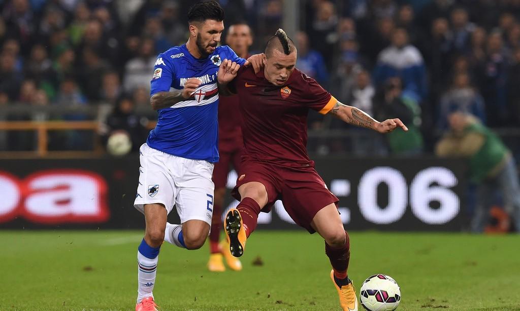 Bóng đá - AS Roma vs Sampdoria 03h00, ngày 17/03