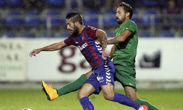 Bóng đá - Levante vs Eibar 03h00, ngày 17/03