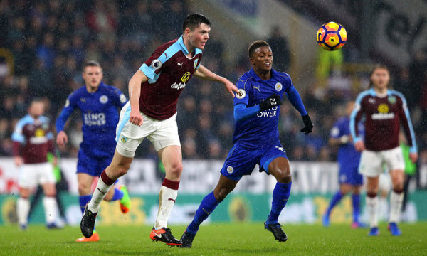 Bóng đá - Leicester City vs Burnley 19/10/2019 21h00