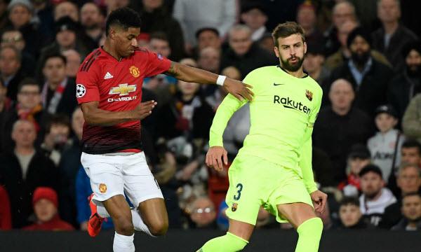 Bóng đá - Barcelona vs Manchester United 02h00 ngày 17/04