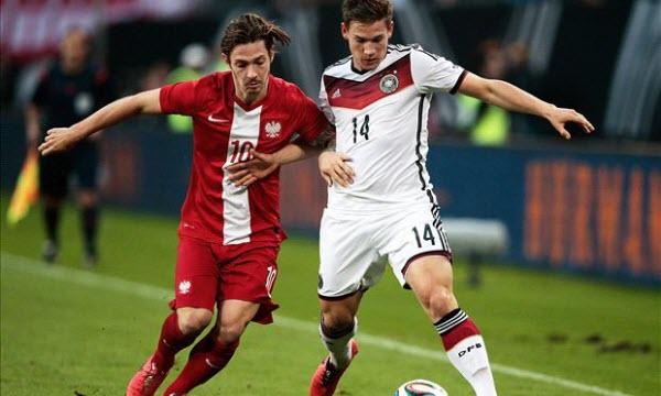 Bóng đá - Đức vs Ba Lan 02h00, ngày 17/06