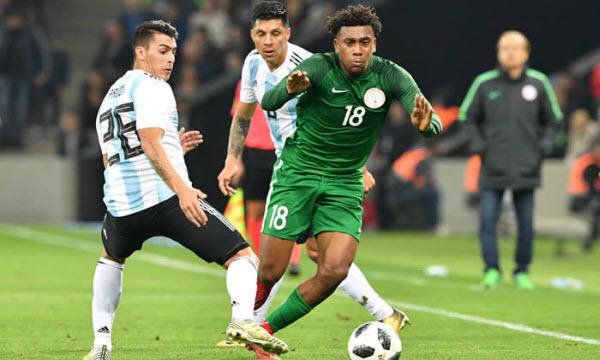Bóng đá - Croatia vs Nigeria 02h00, ngày 17/06