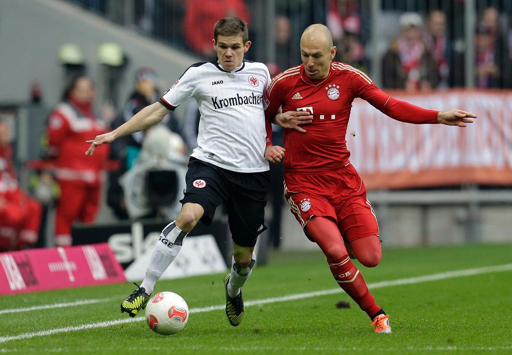 Bóng đá - Frankfurt vs Bayern Munich: 20h30, ngày 17/08