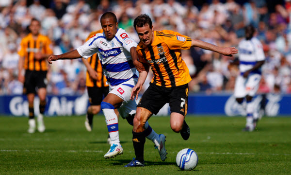 Bóng đá - Hull City vs Queens Park Rangers 21h ngày 14/8