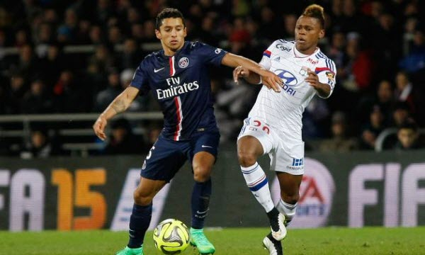 Bóng đá - Caen vs Paris Saint Germain 01h45, ngày 17/09
