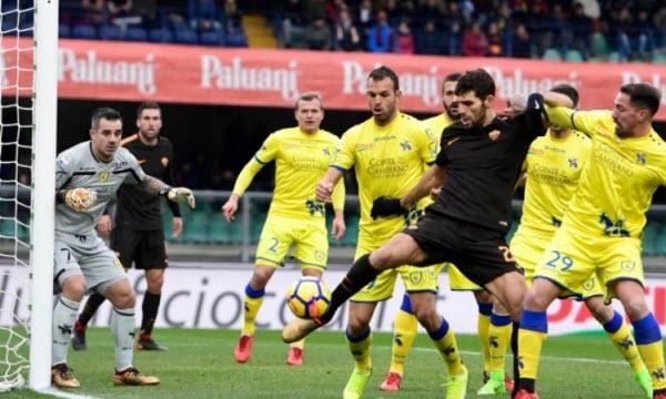 Bóng đá - AS Roma vs Chievo 17h30, ngày 16/09