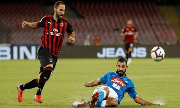 Thông tin trước trận AC Milan vs Cagliari