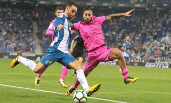 Bóng đá - Espanyol vs Levante 21h15, ngày 16/09