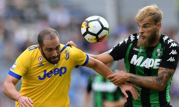 Dự đoán nhận định US Sassuolo Calcio vs Juventus 00h00 ngày 11/02