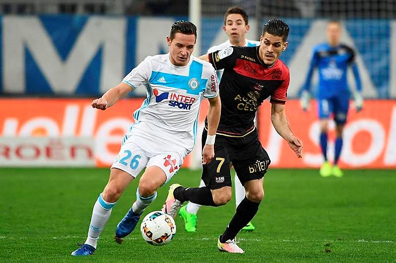 Bóng đá - Marseille vs Guingamp 02h00, ngày 17/09