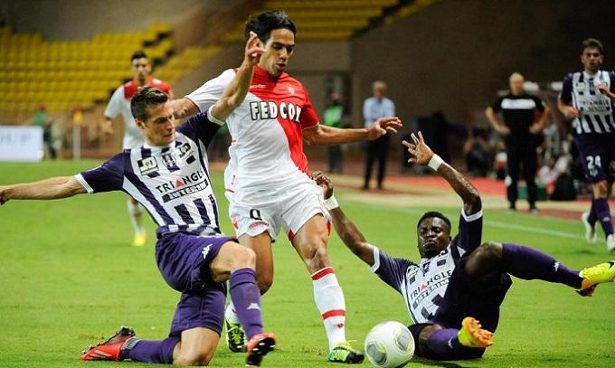 Bóng đá - Toulouse vs Monaco 01h00, ngày 16/09