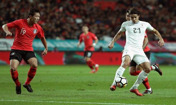 Bóng đá - Hàn Quốc vs Panama 18h00 ngày 16/10
