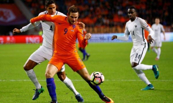 Bóng đá - Bỉ vs Hà Lan 01h45 ngày 17/10