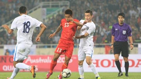 Bóng đá - Việt Nam 0-3 Uzbekistan: Chủ nhà nhận trái đắng