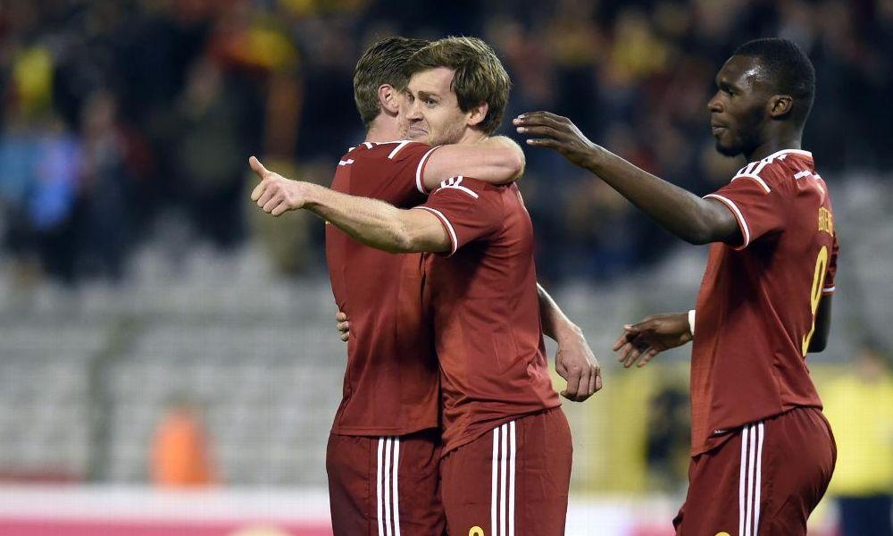 Bóng đá - Bỉ vs Xứ Wales 00h00, ngày 17/11