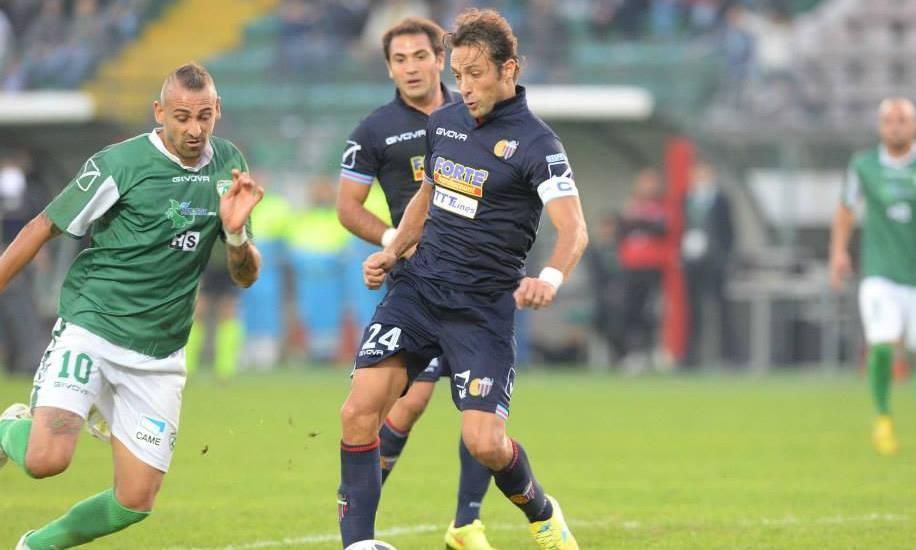 Bóng đá - Trapani vs Catania 18h30, ngày 16/11