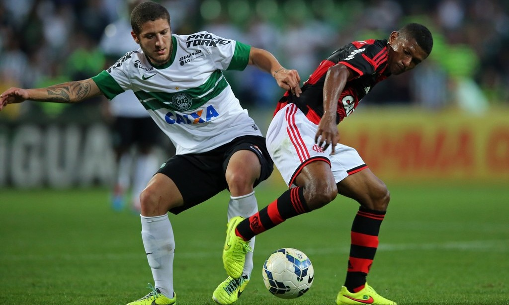 Bóng đá - CR Flamengo (RJ) vs Coritiba (PR) 02h00, ngày 17/11