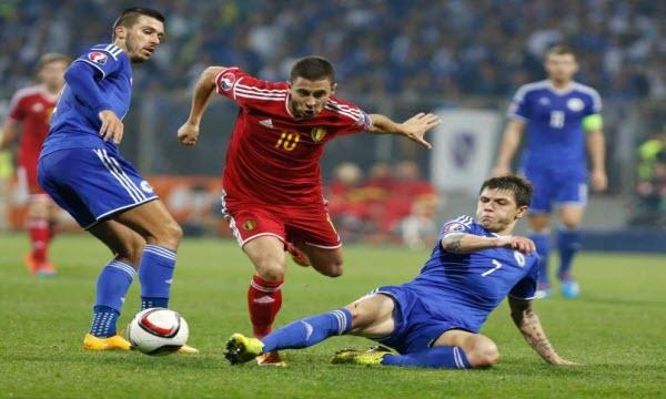 Bóng đá - Séc vs Iceland 02h45, ngày 17/11