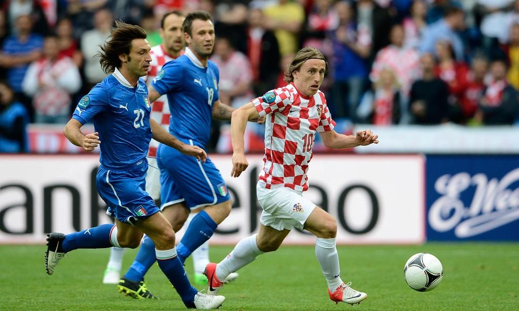 Bóng đá - Italy vs Croatia 02h45, ngày 17/11