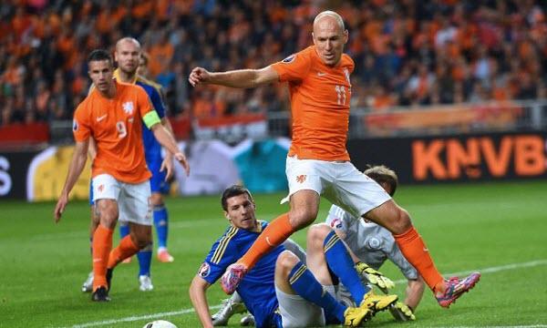 Bóng đá - Hà Lan vs Latvia 00h00, ngày 17/11