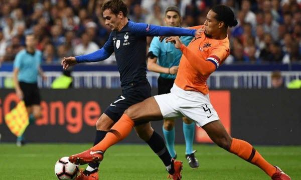 Bóng đá - Hà Lan vs Pháp 02h45 ngày 17/11