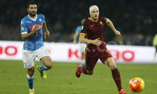 Thông tin trước trận Spezia vs AS Roma