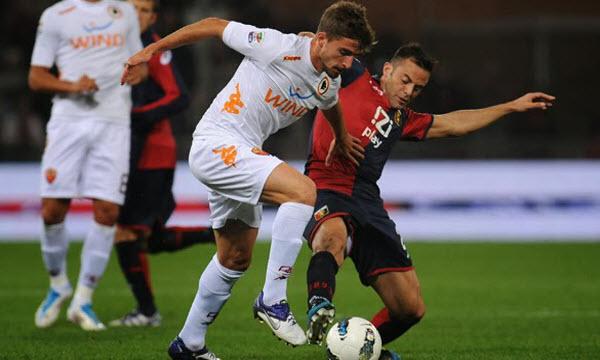 Bóng đá - AS Roma vs Genoa 02h30 ngày 17/12