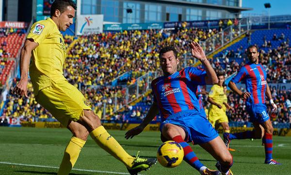 Bóng đá - Villarreal vs SD Huesca 28/04/2019 23h30