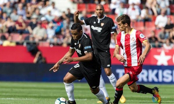 Bóng đá - Girona vs Sevilla 28/04/2019 19h00