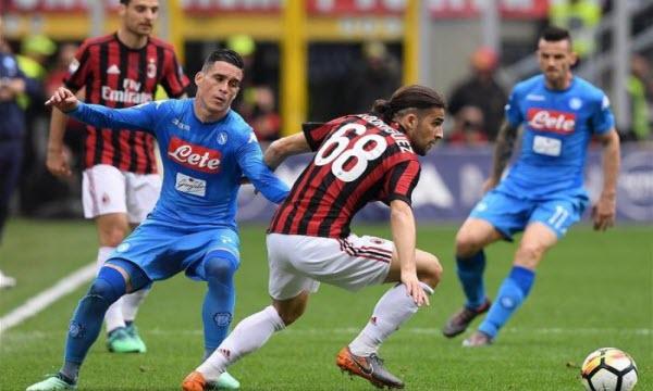 Bóng đá - Napoli vs Cagliari 06/05/2019 01h30
