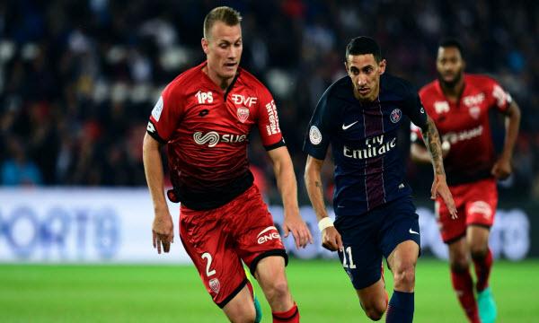 Dự đoán nhận định Dijon vs Paris Saint Germain 22h59 ngày 15/12