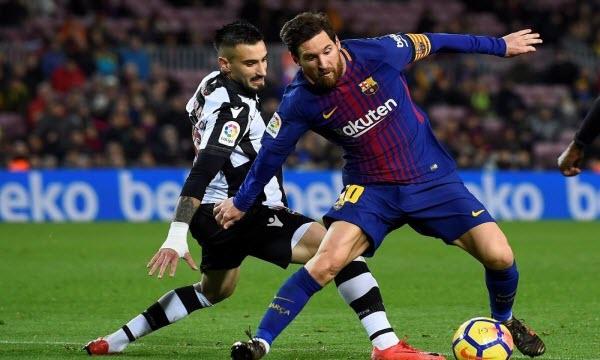 Bóng đá - Barcelona vs Levante 03h30 ngày 18/01