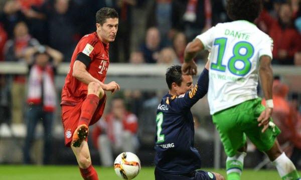 Nhận định Wolfsburg vs Bayern Munich 20h30 ngày 27/06