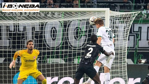 Thông tin trước trận Eintr Frankfurt vs Monchengladbach