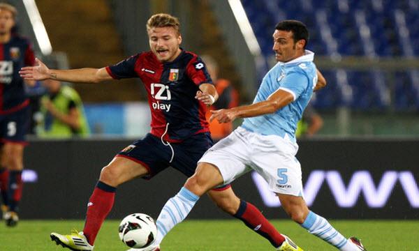 Bóng đá - Genoa vs Lazio 18h30 ngày 23/02