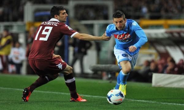 Thông tin trước trận Torino vs Napoli